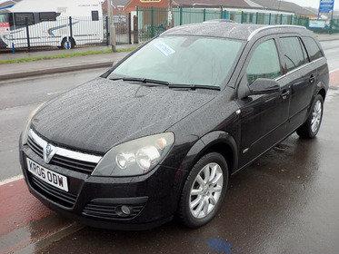 Vauxhall Astra 1.7CDTI 16V  DESIGN 74KW
