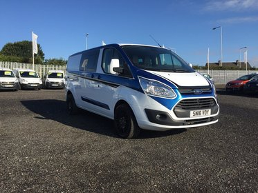 Ford Transit 290 Limited LR DCB