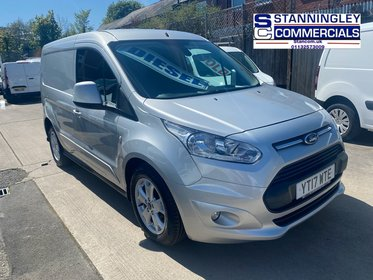 Ford Connect 200 LIMITED L1 Air Con 120ps