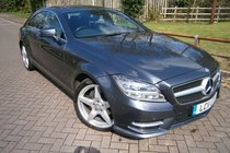 Mercedes CLS CLS 350 CDI BlueEFFICIENCY Sport Auto