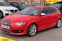Audi S3 2.0 TFSI quattro 3dr