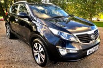 Kia Sportage CRDI 3 SAT NAV #FinanceAvailable
