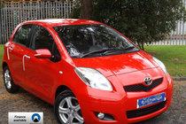 Toyota Yaris 1.3 VVT-I TR 5 Door