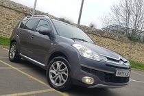 Citroen C-Crosser HDI EXCLUSIVE