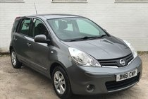 Nissan Note 1.5 dCi Acenta 5dr 1 FORMER KEEPER , GOOD HISTORY