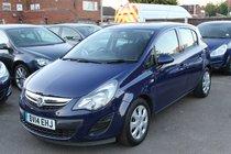 Vauxhall Corsa EXCLUSIV AC CDTI ECOFLEX S/S