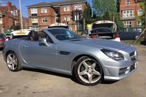 Mercedes SLK 250 CDI BlueEFFICIENCY AMG Sport 7G-Tronic Plus (s/s)