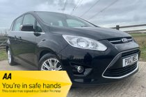 Ford C-Max GRAND TITANIUM TDCI