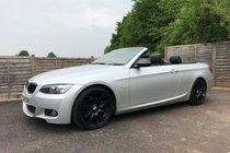 BMW 3 SERIES 3.0 325d M Sport 2dr Convertible