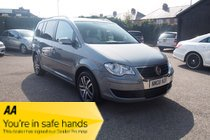 Volkswagen Touran SE TDI 105 SERVICE HISTORY ! 1 OWNER ! GREAT SPEC ! 7 SEATS ! HTD SEATS ! PARK ASSIST !