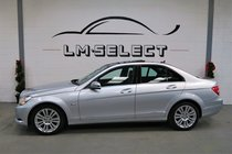 Mercedes C Class C180 BLUEEFFICIENCY ELEGANCE EDITION 125