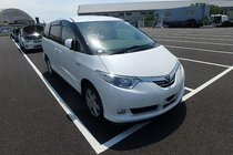 Toyota Estima HYBRID 2007/2 G-Edition Auto 7 Seats