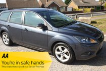 Ford Focus ZETEC ESTATE - FULL MOT - FULL SERVICE HISTORY