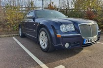 Chrysler 300c HEMI RHD