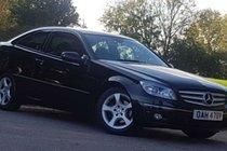 Mercedes CL CLC180 KOMPRESSOR SE
