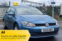 Volkswagen Golf SE TSI BLUEMOTION TECHNOLOGY