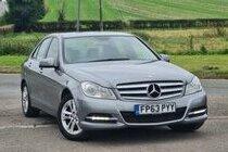 Mercedes C Class C220 CDI BLUEEFFICIENCY EXECUTIVE SE