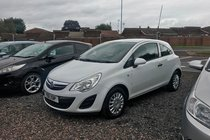Vauxhall Corsa 1.0I EXPRESSION 65PS