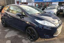 Ford Fiesta 1.25 STYLE 82BHP