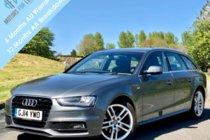 Audi A4 Avant 2.0TDI AVANT S LINE - SAT NAV | DAB | FSH
