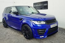 Land Rover Range Rover Sport Sport HSE Dynamic