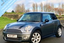 MINI Hatch COOPER D GRAPHITE - 1.6 DIESEL