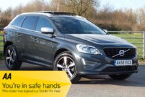 Volvo XC60 D4 R-DESIGN LUX NAV [MASSIVE SPEC] PAN ROOF+H/SEATS