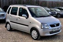 Vauxhall Agila 16V CLUB