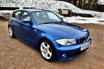 BMW 1 SERIES 118d Sport #FinanceAvailable