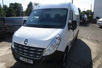 Renault Master MM35 DCI 125 NOT MOVANO OR NV400