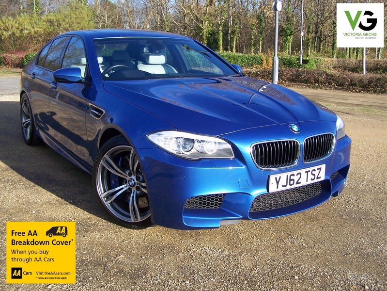 BMW M5 4 4 DCT 4dr | Victoria Grove Motor Company