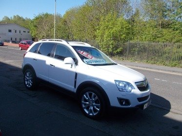 Vauxhall Antara 2.2CDTI AWD SE BUY NO DEP & £51 A WEEK