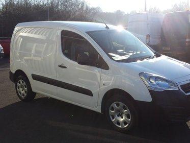 Peugeot Partner 1.6 HDI BUSNESS 92 VAN
