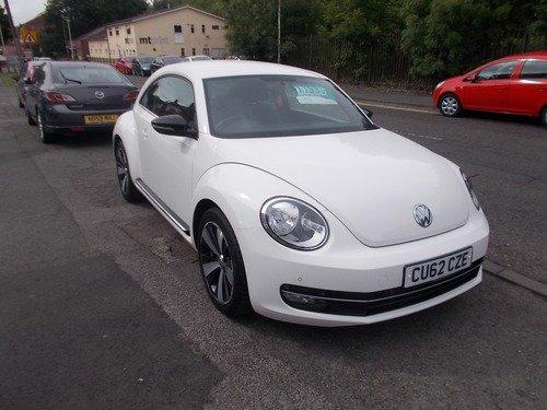 Volkswagen Beetle 1.4 LUNA - BALANCE AFTER 1000 MIN PX ALLOWNACE £10990