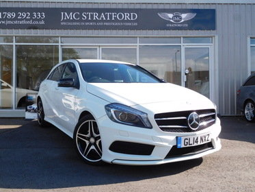 Mercedes A Class 2.1 A220 CDI BlueEFF AMG Sport DCT - Quick And Easy Finance 6.9% APR Representative