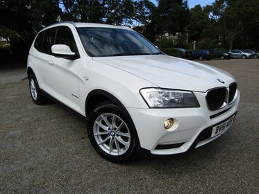 BMW X3 2.0 XDRIVE20d SE
