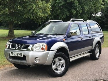 Nissan Pick Up 2.5 DI NAVARA DOUBLE CAB 4X4