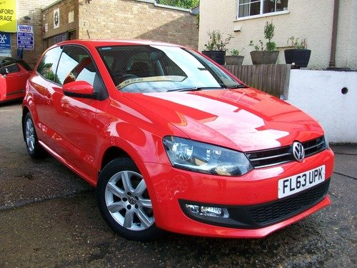 Volkswagen Polo 1.4 MATCH EDITION DSG 85PS