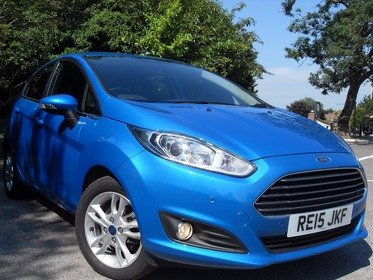 Ford Fiesta 1.0T ECOBOOST ZETEC,FRONT AND REAR PARKING SENSORS