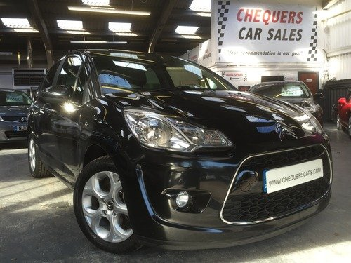 Citroen C3 1.6 16V VTI EXCLUSIVE 120HP FULL SERVICE  HISTORY WITH A GREAT SPECIFICATION