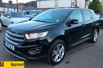 Ford Edge 2.0 TDCi Titanium Powershift AWD (s/s) 5dr