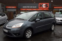 Citroen C4 Grand Picasso 1.6 HDI VTR+ EGS 110HP
