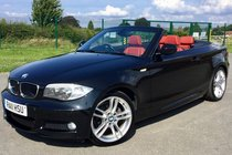 BMW 1 SERIES 2011, BMW,118i M SPORT CONVERTIBLE