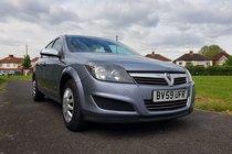 Vauxhall Astra Life 1.8i 16v VVT