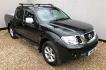 Nissan Navara 2.5 DCI TEKNA DOUBLE CAB PICK UP 4DR (EU5)