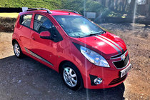Chevrolet Spark 1.2 LS #FinanceAvailable