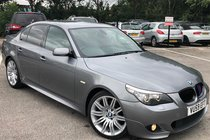 BMW 5 SERIES 520d M SPORT BUSINESS EDITION