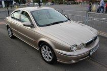 Jaguar X-Type 2.0I V6 SE