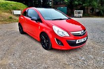Vauxhall Corsa LIMITED EDITION CDTI ECOFLEX #FinanceAvailable