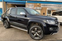 Volkswagen Amarok DC TDI ULTIMATE 4MOTION